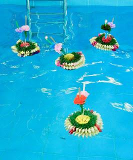 タイのお祭りロイクラトン祭