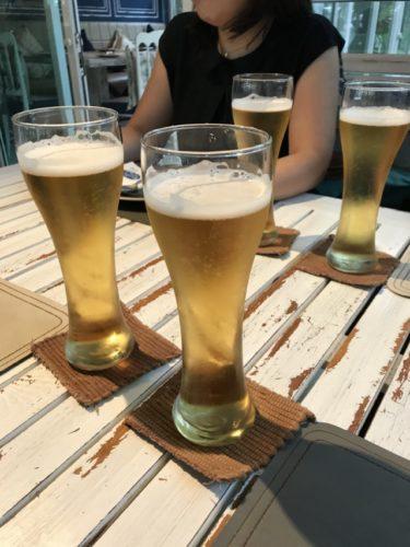 シンハービール 95B(320円)